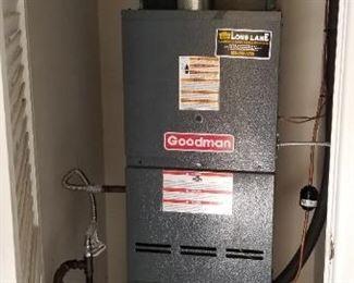 Heater installed 2019