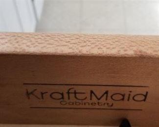 KtaftMaid cabintery - all wood