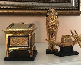 King Tut miniatures