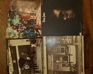 Records, 60's, 70's, 80's