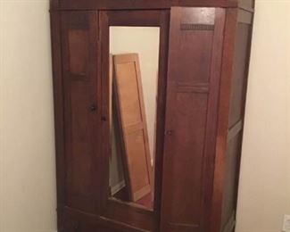 Antique Small Wardrobe