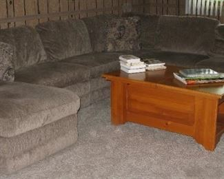 Lazy Boy sectional   BUY IT NOW $ 345.00