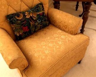Timeless Armchair...