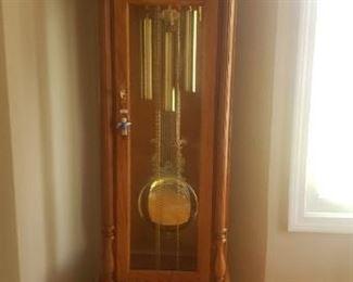 Ridgeway Oak Grandfather Clock