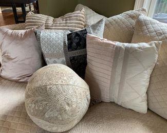 3. Custom Sofa with Chaise $2200