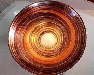 Large Glass bowl - $38.00