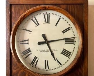 Standard Electric Clock Co.