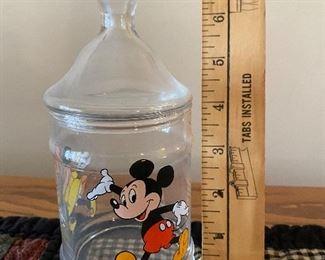 Mickey Candy Jar $5.00