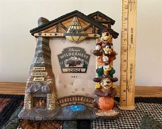 Wilderness Lodge Frame $12.00