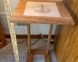 Lighthouse Sofa Table $20.00