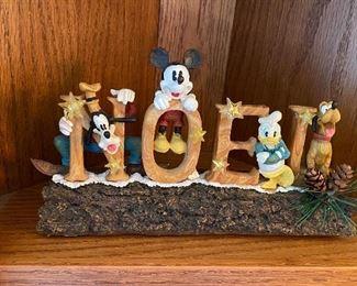 Disney Noel Log $12.00
