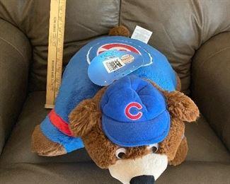 Cubs Pillow Pal $5.00