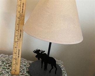 Moose Lamp $14.00