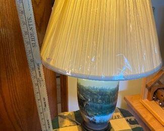 Woodland Lamp $24.00
