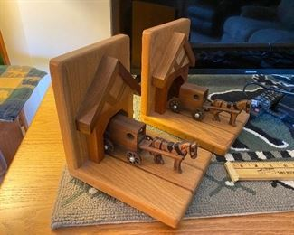 Bookends $20.00