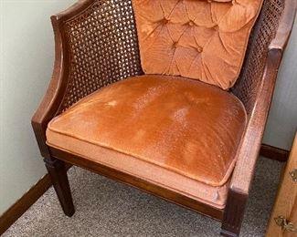 Orange Chair $24.00