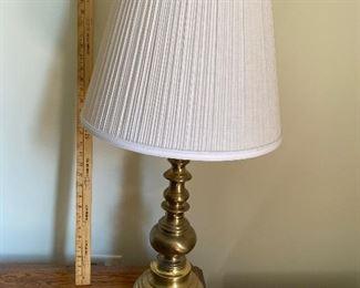 Brass Lamp $18.00