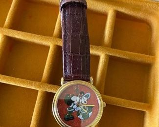 Mickey Mouse Watch Holiday $10.00
