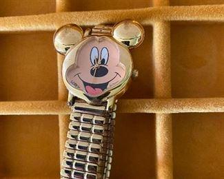 Lorus Mickey Mouse Watch $25.00