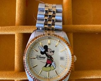 Disney Mickey Mouse Watch $40.00