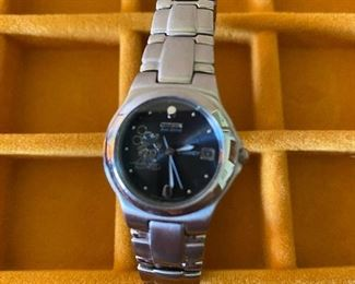Citizens Eco-Drive Watch $50.00