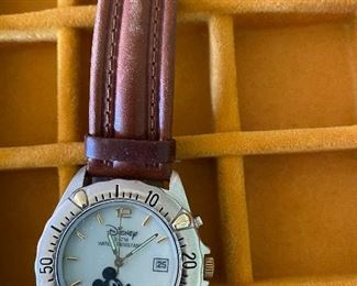 Disney Mickey Mouse Watch $24.00