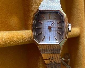 Seiko Watch $8.00