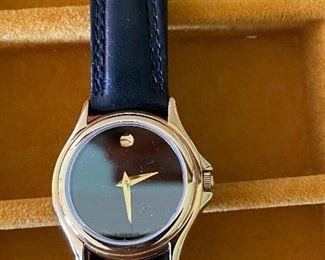 Movado Watch $55.00