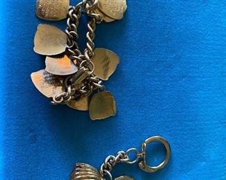 Ten Commandments Bracelet and Key Chain $10.00 for both