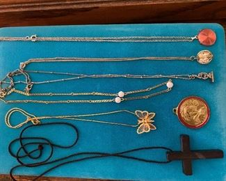 All Necklaces Shown $15.00