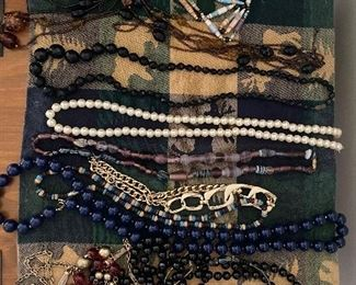 All Necklaces Shown $12.00