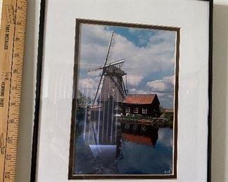 Windmill Art $15.00