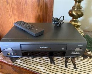 VHS Toshiba $5.00