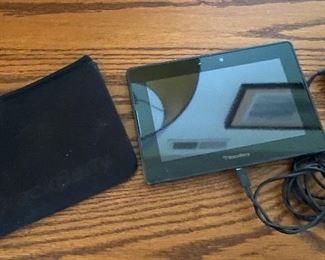 Blackberry Tablet $55.00