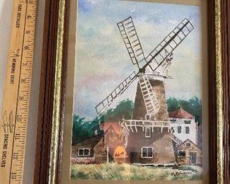 Windmill Art $18.00