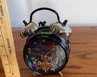 Disney Alarm Clock $8.00