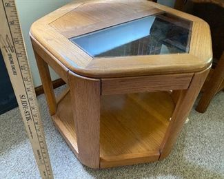 Octagon Table $20.00