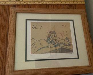Donald Framed $18.00