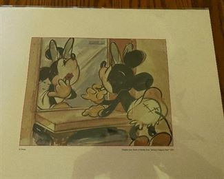 Minnie Mouse Unframed $8.00