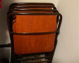 Set of 4 Folding Chairs $25.00