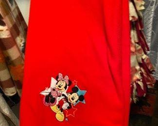 Mickey Mouse Fleece Blanket $5.00