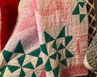 Hand Made Quilt $40.00