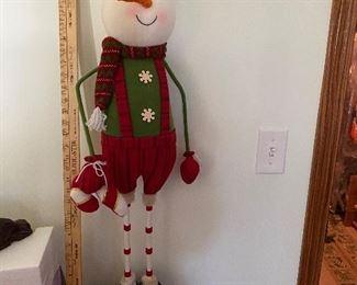 Tall Snowman $15.00