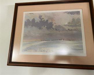 Dunes Print $10.00
