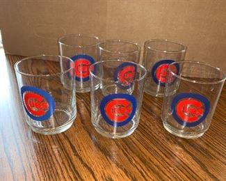 Cubs Glasses $12.00