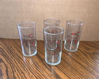 Santa Glasses $12.00