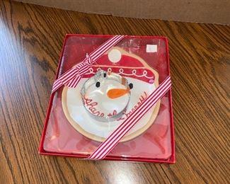 Snowman Set $5.00