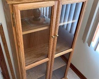 Two Door Cabinet $75.00