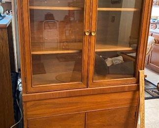 Vintage Cabinet $125.00