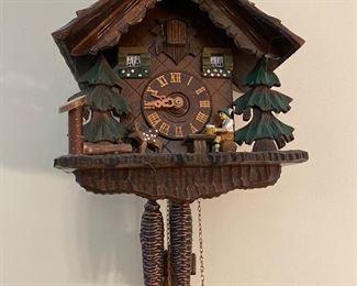 Cuckoo Clock $55.00